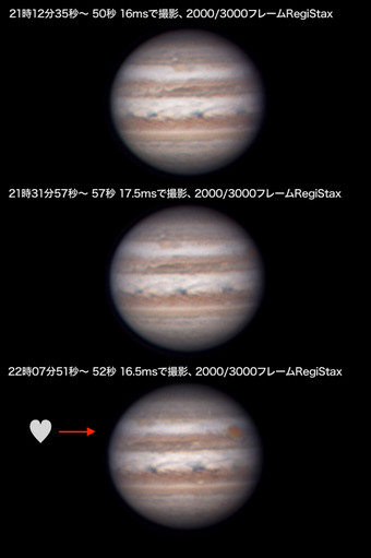 Threejupiters
